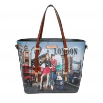 WOW IT'S LONDON SHOPPER BAG