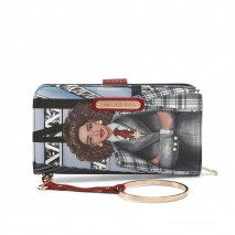 WHO'S THE BOSS LATASHA WALLET WITH RFID BLOCKING