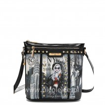 LIFE IN NEW YORK CHIC CLASSIC CROSSBODY