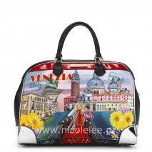 HONEYMOON IN VENEZIA DUFFEL BAG