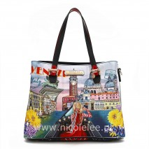 HONEYMOON IN VENEZIA SATCHEL BAG