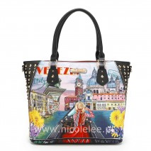 HONEYMOON IN VENEZIA SHOPPER BAG