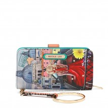HONEYMOON IN VENEZIA WALLET WITH RFID BLOCKING