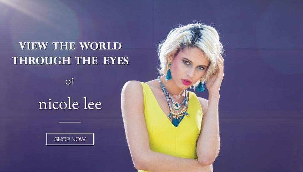 Patrz na świat oczami Nicole Lee